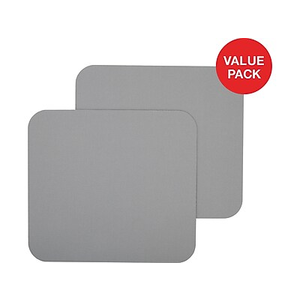f18cafea17f Staples Black Mouse Pad, 2 Count Value Pack | Staples