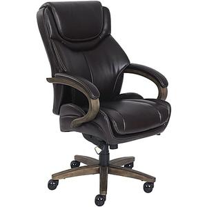 la z boy brahms chair black staples