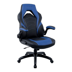 About: Staples Gaming Chair, Black And Blue