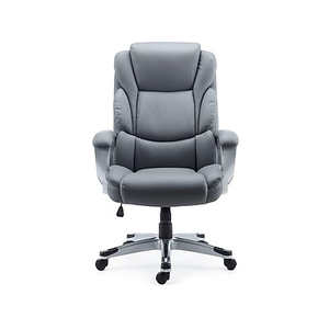 staples mcallum bonded leather managers chair black staples