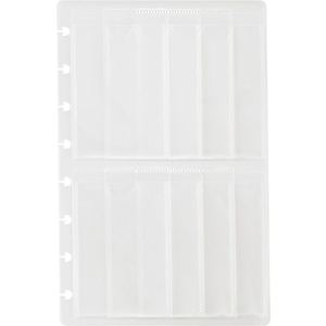 Staples arc system business card holders clear 8 12 x 11 staples about staples arc system business card holders clear 5 12 x 8 colourmoves