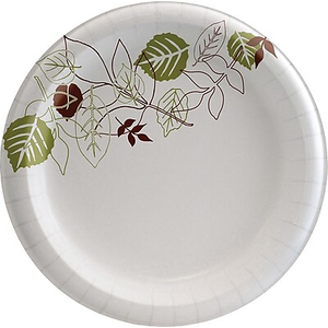 About Dixie® Pathways™ 8.5  Medium Weight Paper Plates 125/PK (UX.  sc 1 st  Staples & Dixie Pathways 6 7/8