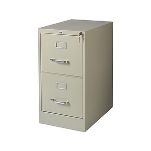 About: Staples 2 Drawer Letter Size Vertical File Cabinet, Putty (2. Good Ideas