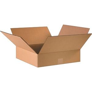 Brown, 7 Bundles 1666 16 x 6 x 6 Shipping Boxes 32 ECT - 25//Bundle