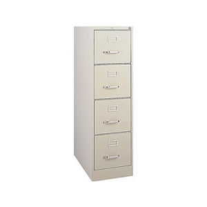 Gentil About: Staples 4 Drawer Letter Size Vertical File Cabinet, Putty (2.