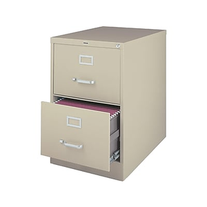 Staples 2 Drawer Legal Size Vertical File Cabinet Black 265 Inch