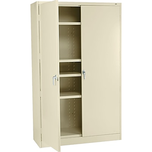 About Tennsco 78  High Jumbo Storage Cabinet Putty 78 H x 48 W x.  sc 1 st  Staples & Tennsco 78