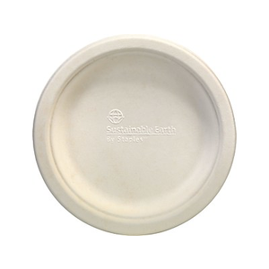About Sustainable Earth by Staples® 6u201d Compostable Paper Plates W..  sc 1 st  Staples & Staples Sustainable Earth 9