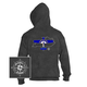 Kentucky State with Airplane Hooded Sweatshirts