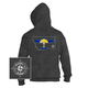Montana State with Airplane Hooded Sweatshirts