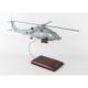 MH-60r Seahawk Usn 1/40 (HMH60rt) Mahogany Aircraft Model
