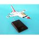 F-16a Thunderbirds 1/48 (CF016ttp) Mahogany Aircraft Model