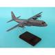 C-130J-30 Hercules 1/100 (AC130t)  Mahogany Aircraft Model