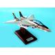 F-14a Tomcat Usn Jolly Roger 1/48 (CF014t)  Mahogany Aircraft Model