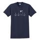 Aviation Heartbeat T-Shirt