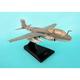 EA6b Usn Prowler 1/48 (CA06pnt) Mahogany Aircraft Model