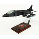 AV-8b Harrier II Usmc 1/30 (CAH1) Mahogany Aircraft Model