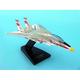 F-14a Tomcat Usn 1/72 (CF014tr)  Mahogany Aircraft Model