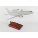 737 Aew&c 1/100 (KC737aewct)  Mahogany Aircraft Model