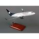 Aeromexico B737-700 1/100  Aircraft Model