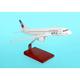 Air Canada Jetz A320 1/100   Aircraft Model