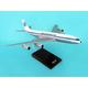 Pan Am B707-320 1/100 (KB707pat) Mahogany Aircraft Model