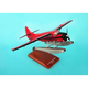 Otter W/Floats 1/40 (adhot) Mahogany Aircraft Model