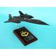 SR-71a Blackbird 1/63 (CS71ts) Mahogany Aircraft Model