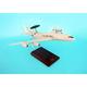 E-3a Sentry Awacs 1/100 (CE3at) Mahogany Aircraft Model
