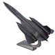 SR-71A Blackbird Die-Cast Model