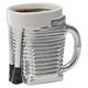 Aircraft Engine Cylinder Mug