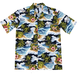 Island Transport Aloha Shirt