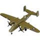 Smithsonian B-25 Mitchell Die-Cast Model