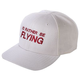 I'd Rather Be Flying Cap (White)
