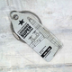 Lockheed Super Constellation L-1049 Aviation Tag