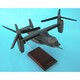 CV-22 OSPREY AIR FORCE DARK GRAY 1/48 (HCV22TR) Mahogany Aircraft Model