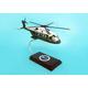 VH-71 KESTREL HELICOPTER 1/48 PRESIDENTIAL (HVH71T)  Mahogany Aircraft Model