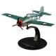 Warplanes of WWII Die-Cast Model Series Complete Set (13 Models)