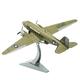 Douglas C-47A Skytrain USAF Berlin Airlift Die-Cast Model