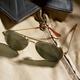 Randolph Concorde Sunglasses (61mm - Gray/Green)