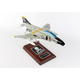 F4B-1 PHANTOM II NAVY 1/40 (CF004TE) Mahogany Model