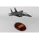 F-15E STRIKE EAGLE 1/64 (AM07014) Mahogany Model