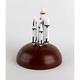 SUBMARINE FLEET MISSILE 1/100 (CSFMT) Mahogany Model