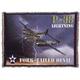 P-38 Lightning Fighter Blanket/Throw