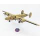 B-24J Buffalo Bill Liberator Bomber Model Kit