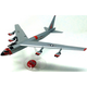 B-52 Stratofortress and North American X-15 Model Kit