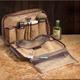 Leather Aero Squadron Accessory Bag