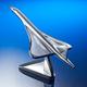 Aluminum Concorde Model