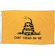 Gadsden Nylon Flag