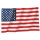 Nylon American Flag (8 by 12 feet)